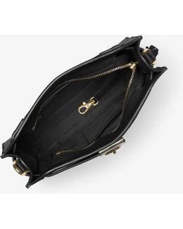Hamilton Medium Leather Messenger