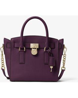Hamilton Leather Satchel