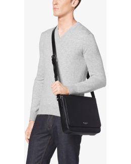 Bryant Medium Leather Crossbody