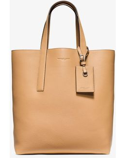 Reversible Mason Leather Tote
