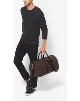 Jet Set Travel Large Duffel