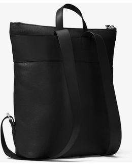 Dean Leather Backpack