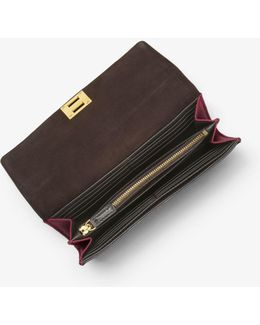 Bancroft Leather Continental Wallet