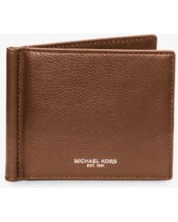 Bryant Leather Money Clip Wallet