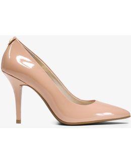 Flex Leather High-heel Pump