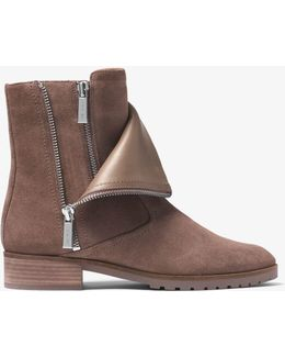 Andi Suede Ankle Boot