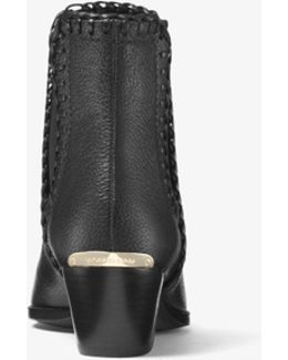 Broderick Leather Ankle Boot