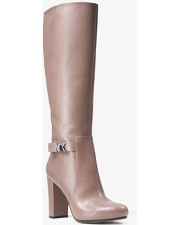 Julianna Leather Boot