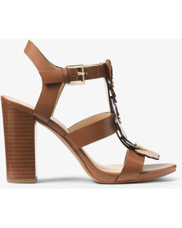 Kit Leather Sandal