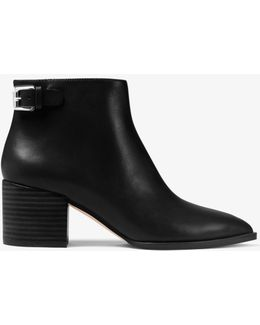 Saylor Leather Ankle Boot