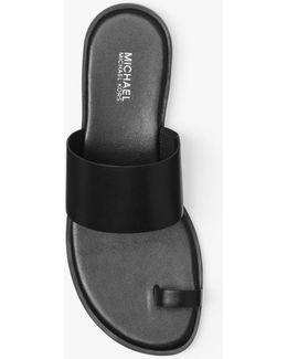 Sonya Leather Sandal