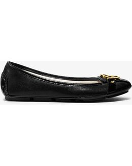 Fulton Leather Moccasin