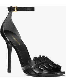 Priscilla Leather Sandal