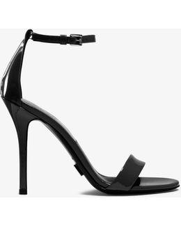 Jacqueline Runway Patent-leather Sandal