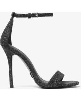 Jacqueline Metallic Sandal