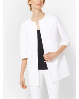 Stretch-cotton Jacket