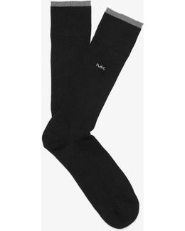 Logo Cotton Socks