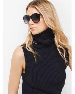 Mae Round Sunglasses