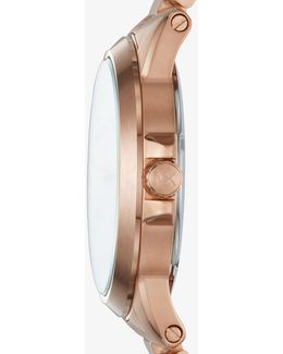 Paxton Rose Gold-tone Watch