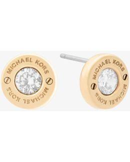 Gold-tone Stud Earrings