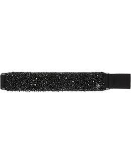Nadja, Black Pearl Beads Headband
