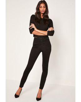 Black Rebel Supersoft Superstrech Skinny Jeans