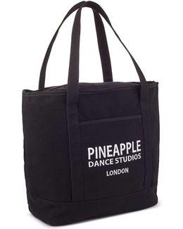 Pineapple Dance Studios Embroidered Bag