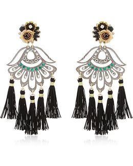 Petite Aretes Fiesta Earrings
