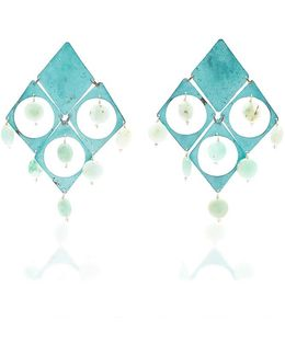 Fiesta Azul Earrings