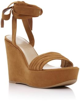 Swifty Wedge Sandals