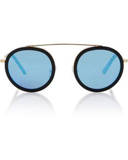 Conti Black Sunglasses