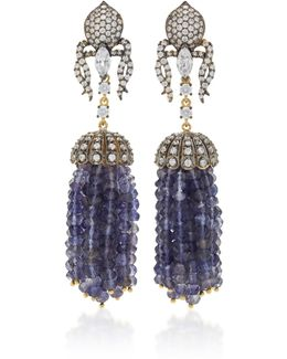 Stardust Tassel Earrings