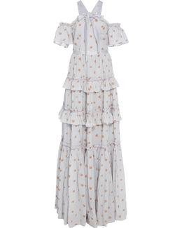 Floral Cotton Gown