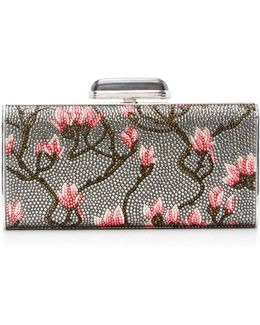 Blossoms Soft Sided Clutch