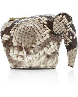 Elephant Python Coin Purse