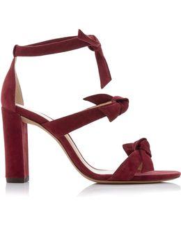 Lolita Suede Sandals