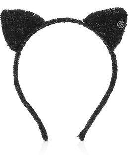 Heidi Sequined Cat Ears
