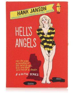 Hells Angels Book Clutch