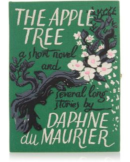 The Apple Tree Book Clutch
