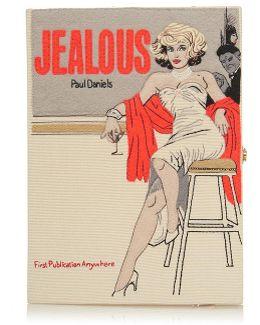 Jealous Book Clutch