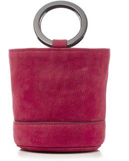 Bonsai 15cm Nubuck Bucket Bag