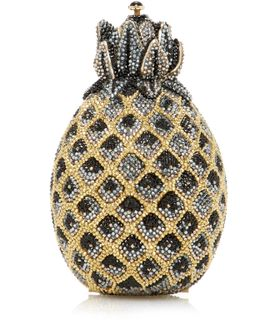 Crystal Pineapple Clutch