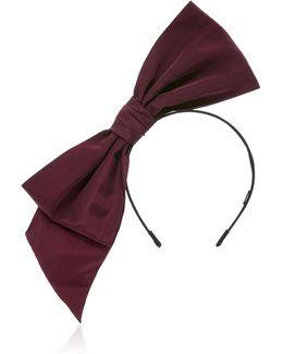 Jojo Bow-embellished Headband
