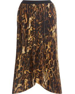 Tursanne Asymmetrical Skirt
