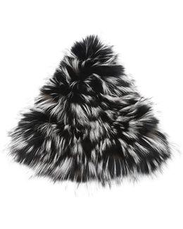 Narcissa Fox Fur Hat