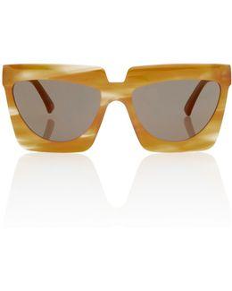 Adele Rectangular Sunglasses