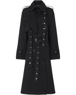 Db Cotton-gabardine Trench Coat