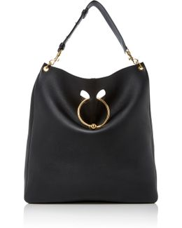 Pierce Large Leather Tote