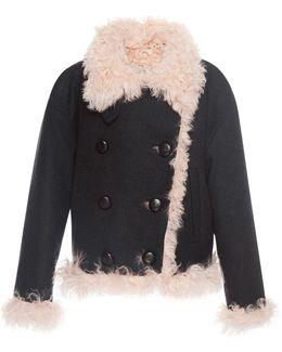 Belia Shearling Coat