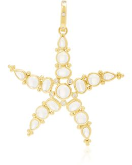 Large Sea Star Pendant